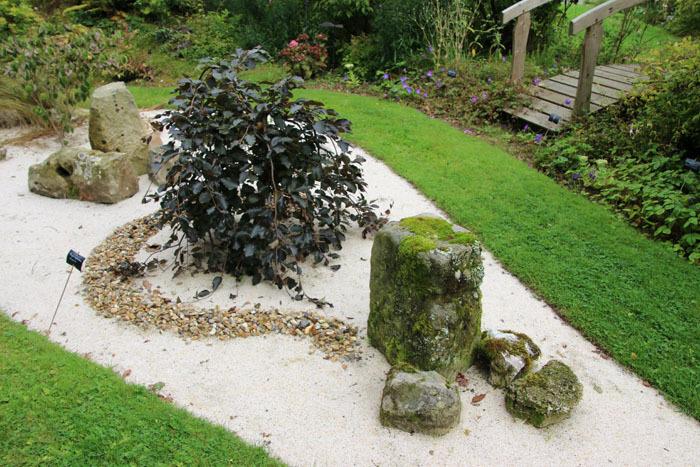Veauville les quelles pour visualiser le jardin for Jardin mineral